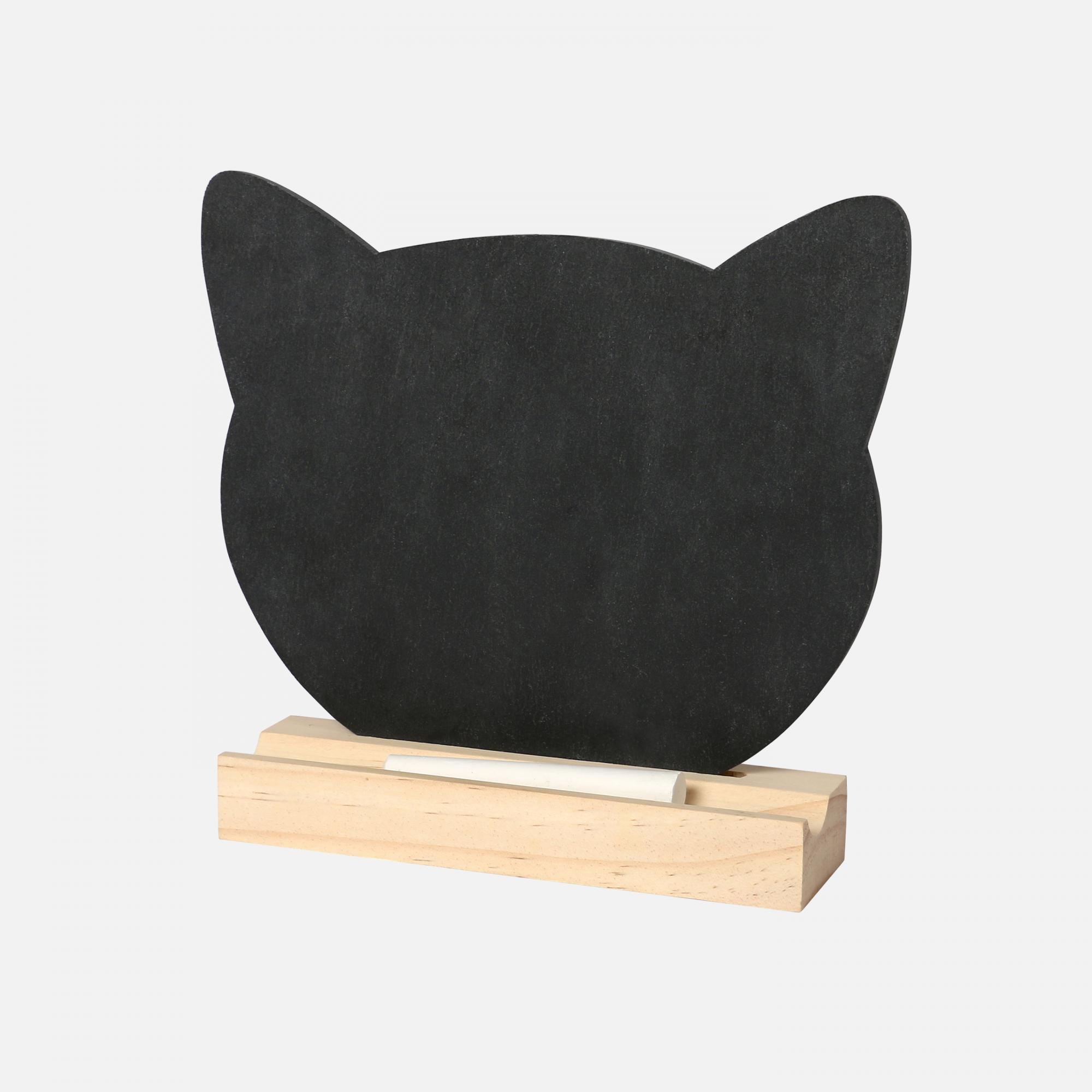 Ardoise a poser chat de wouapy