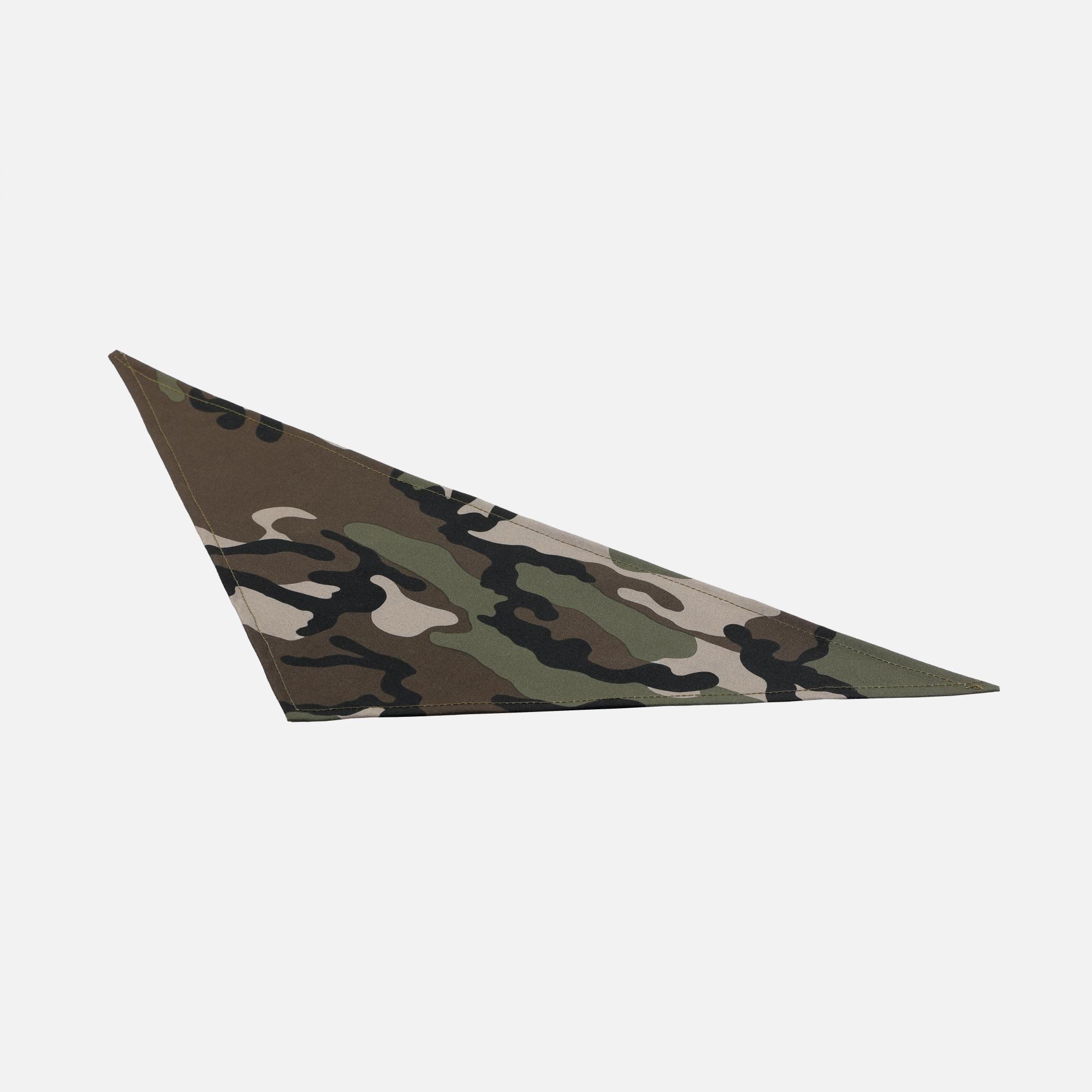 Bandana camouflage par Wouapy