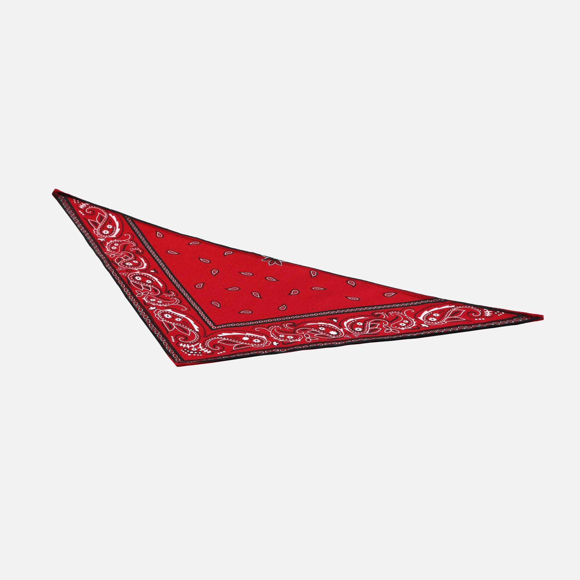 Bandanas rouge par Wouapy