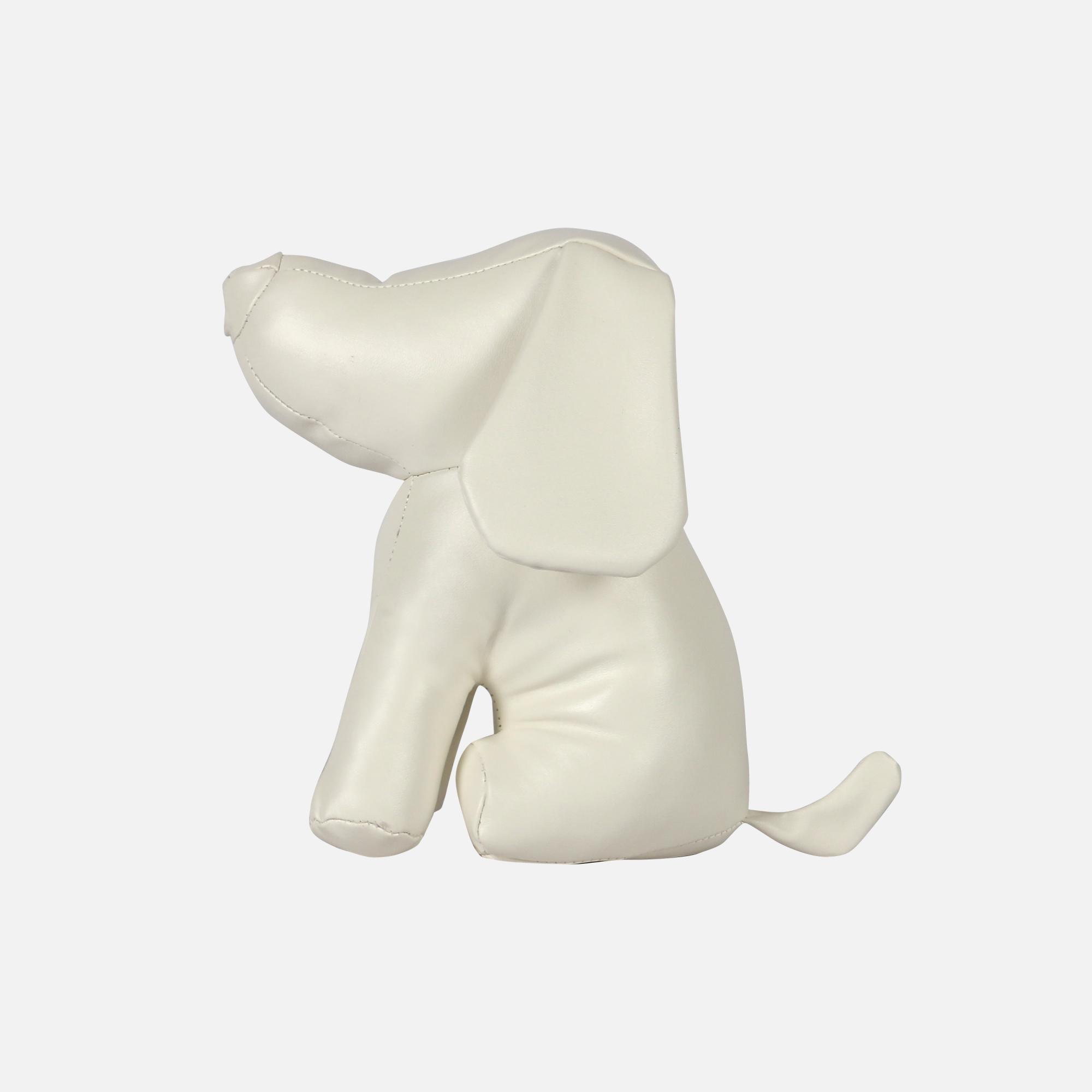 Cale porte chien blanc de wouapy