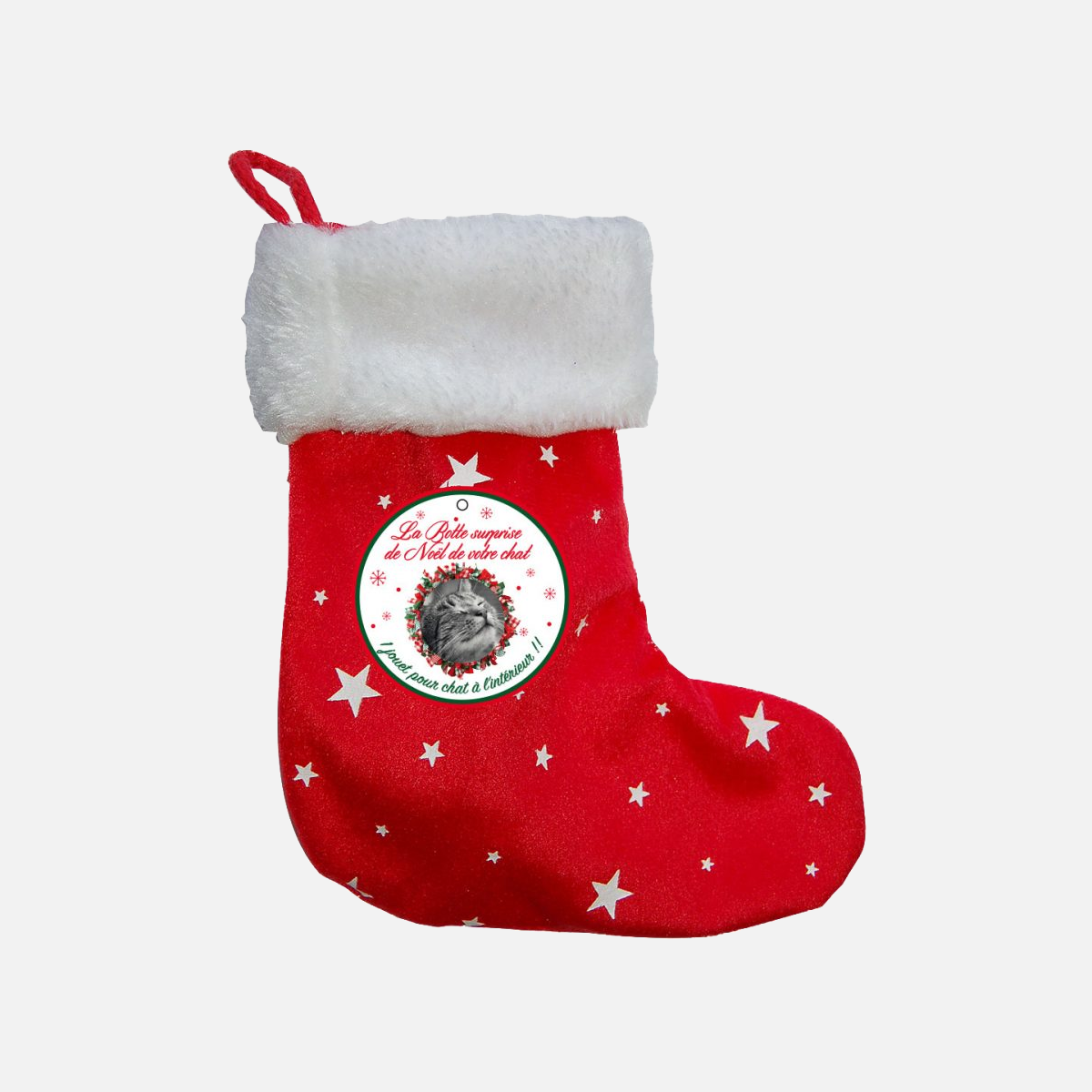 Botte surprise chat de noel par wouapy