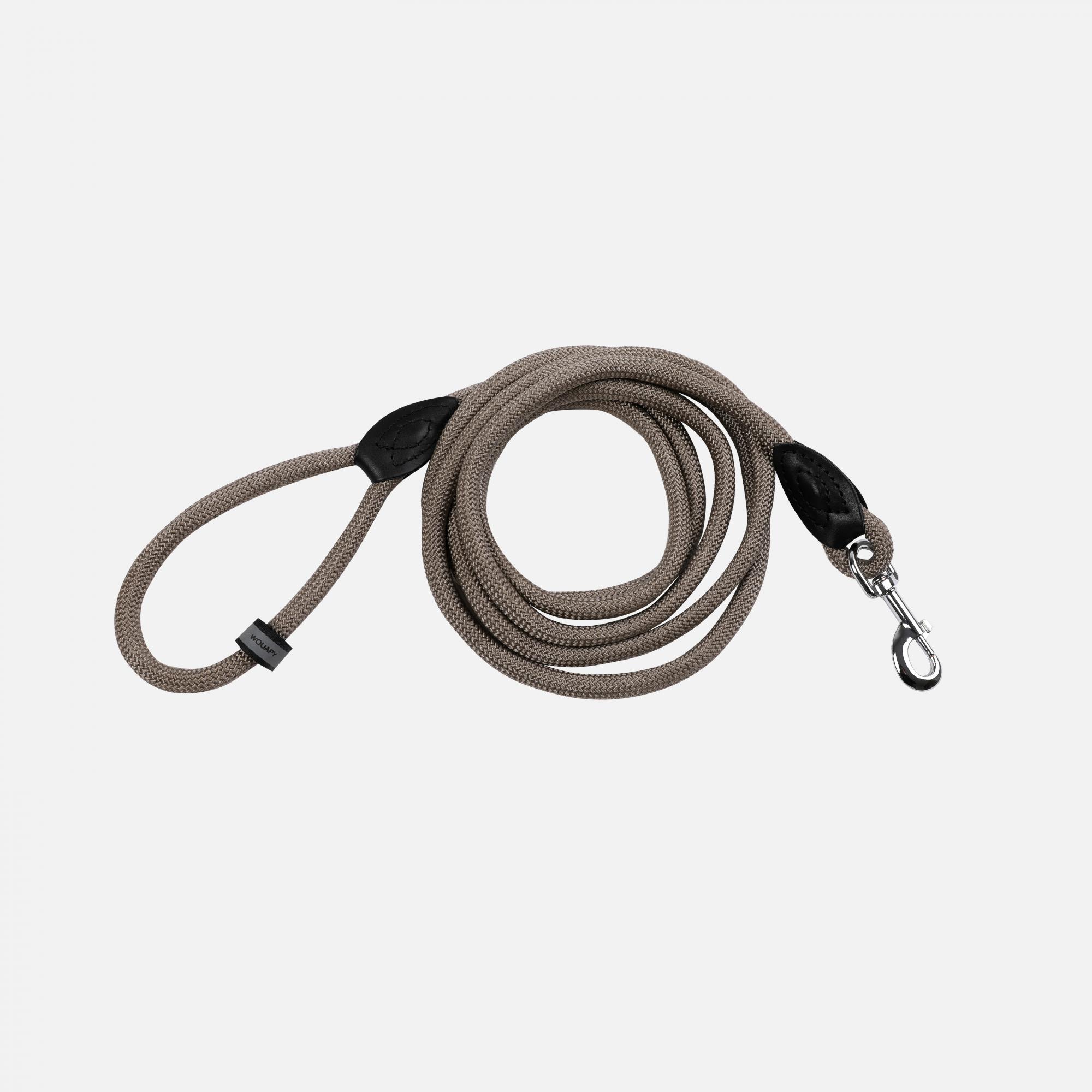 Longe corde forte 3 m Taupe par Wouapy