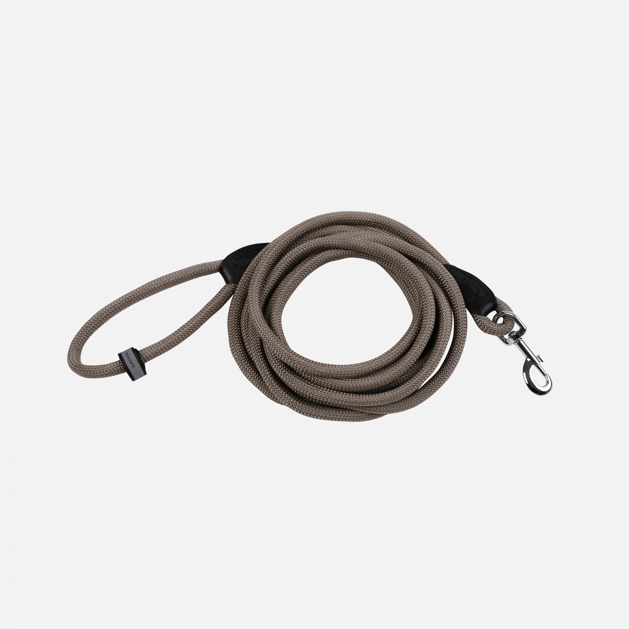 Longe corde forte 5 m Taupe par Wouapy