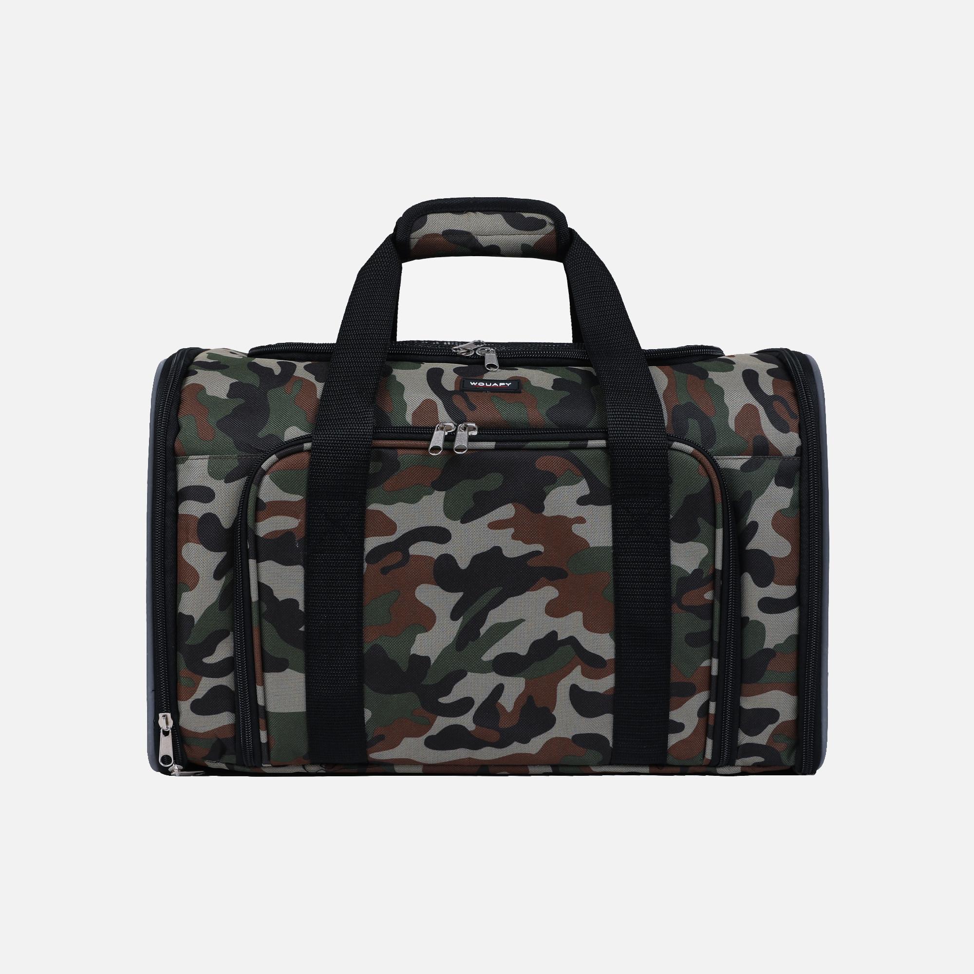 Sac camping camouflage par Wouapy