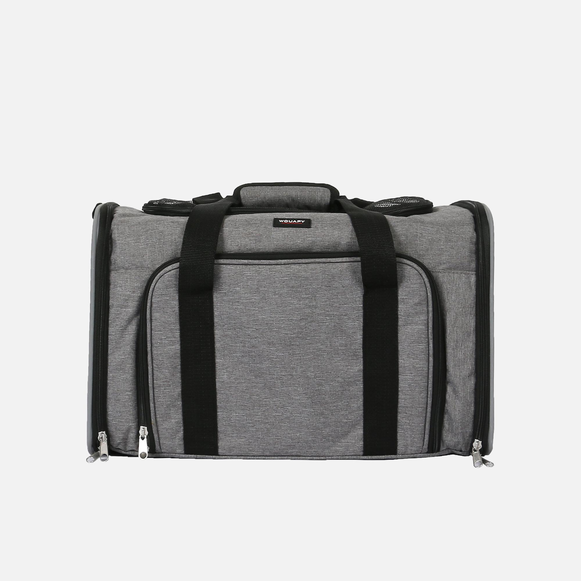 sac camping gris de wouapy