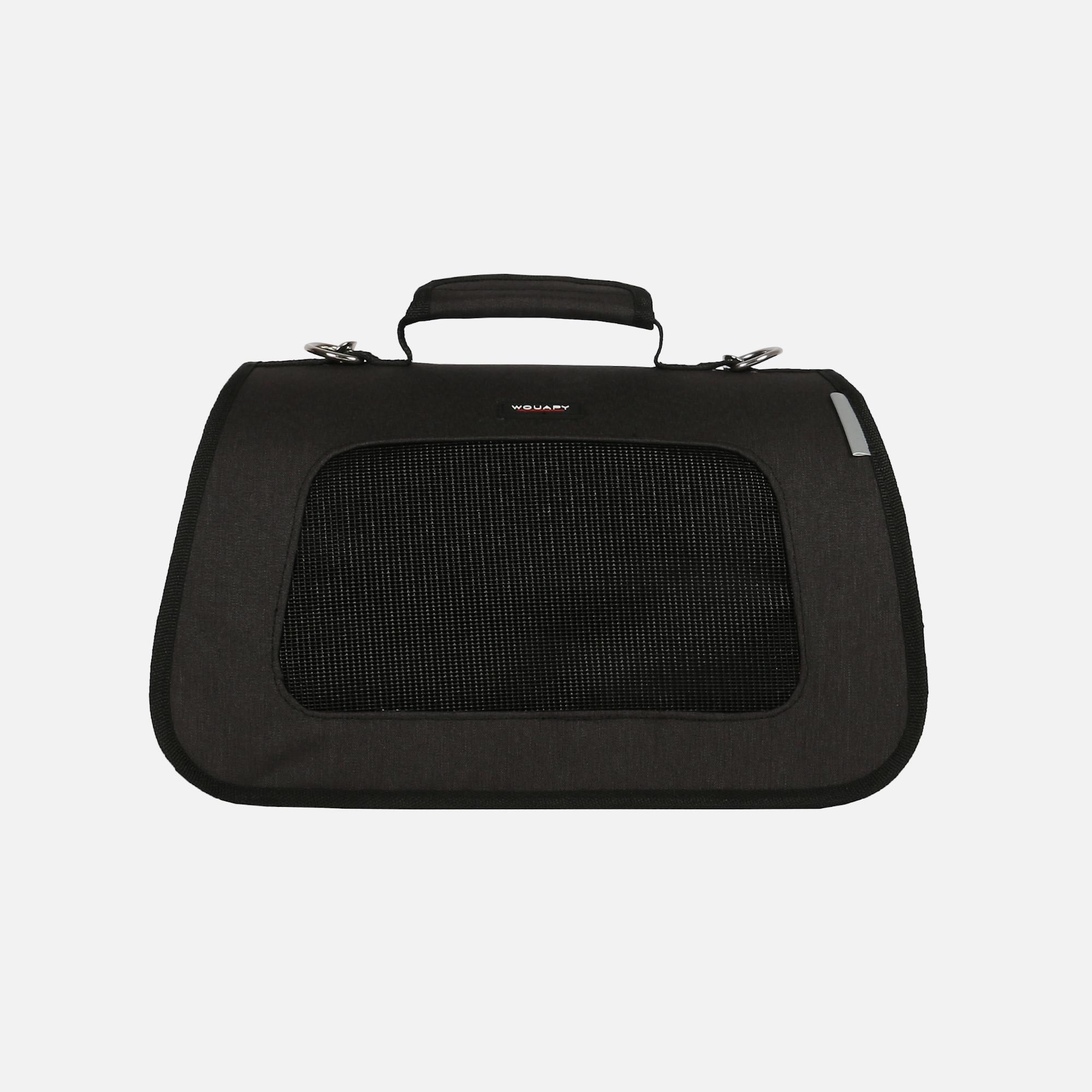 sac pliable noir de wouapy