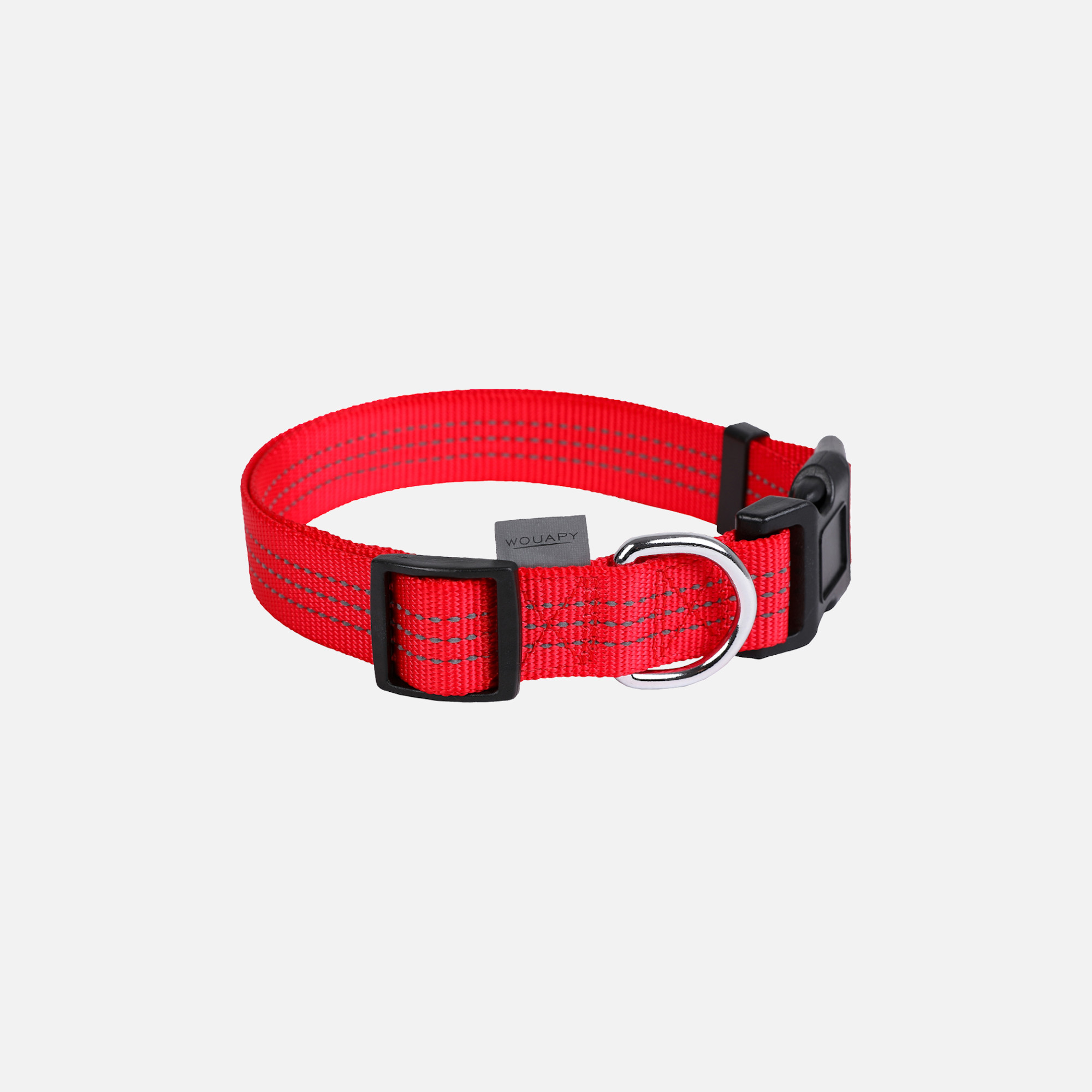 Collier protect rouge de wouapy