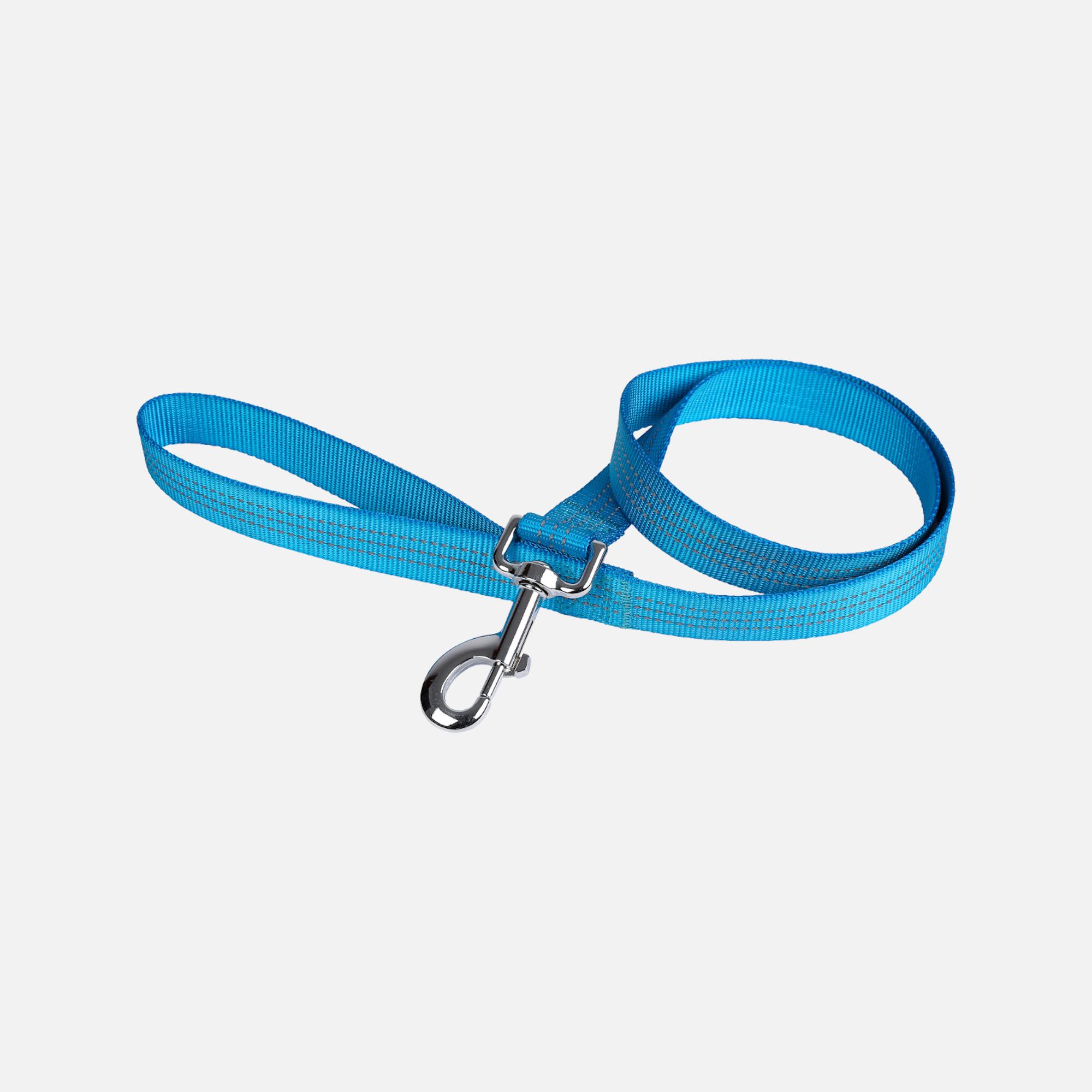 Laisse protect bleu 20mmx1m de wouapy