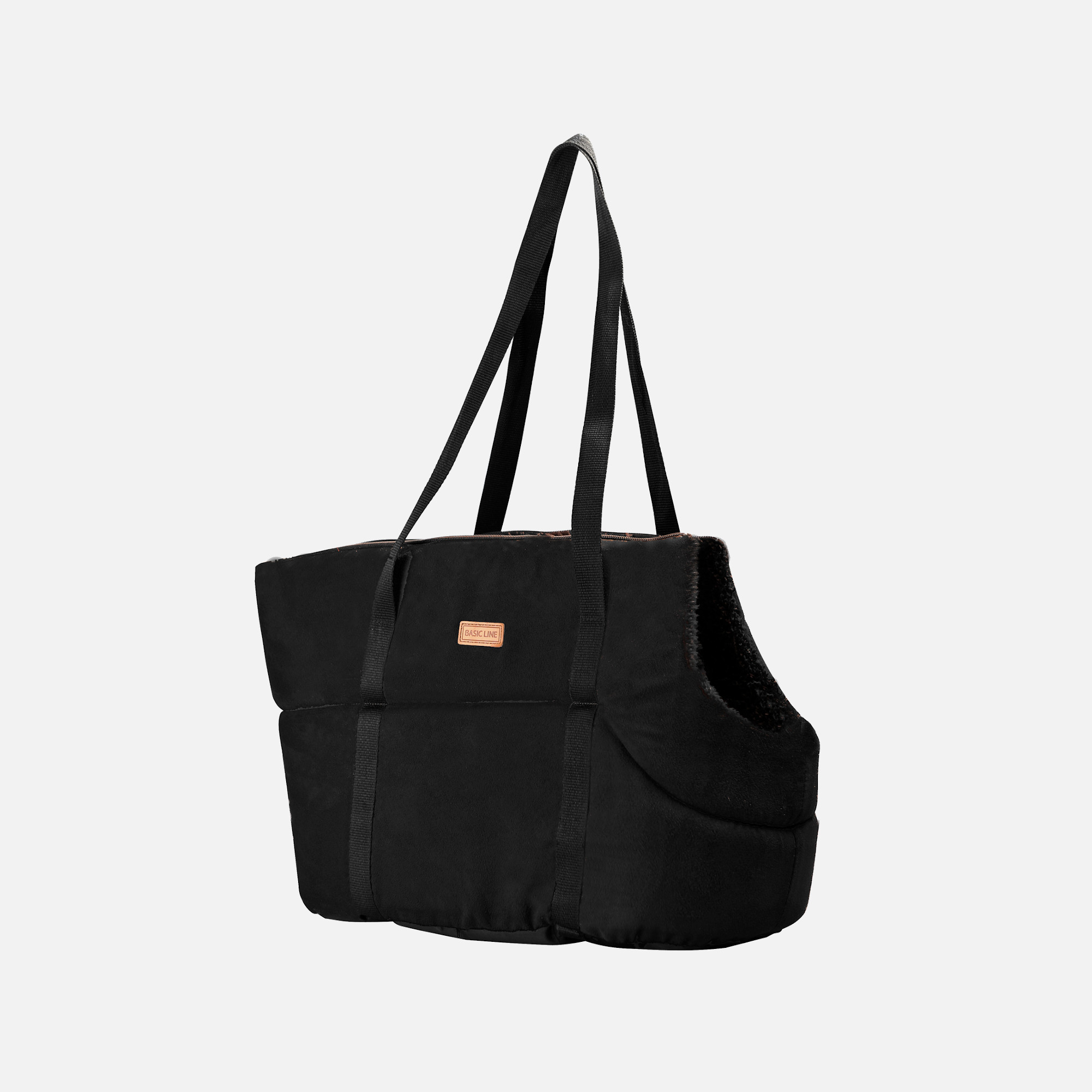 sac basic line noir de wouapy