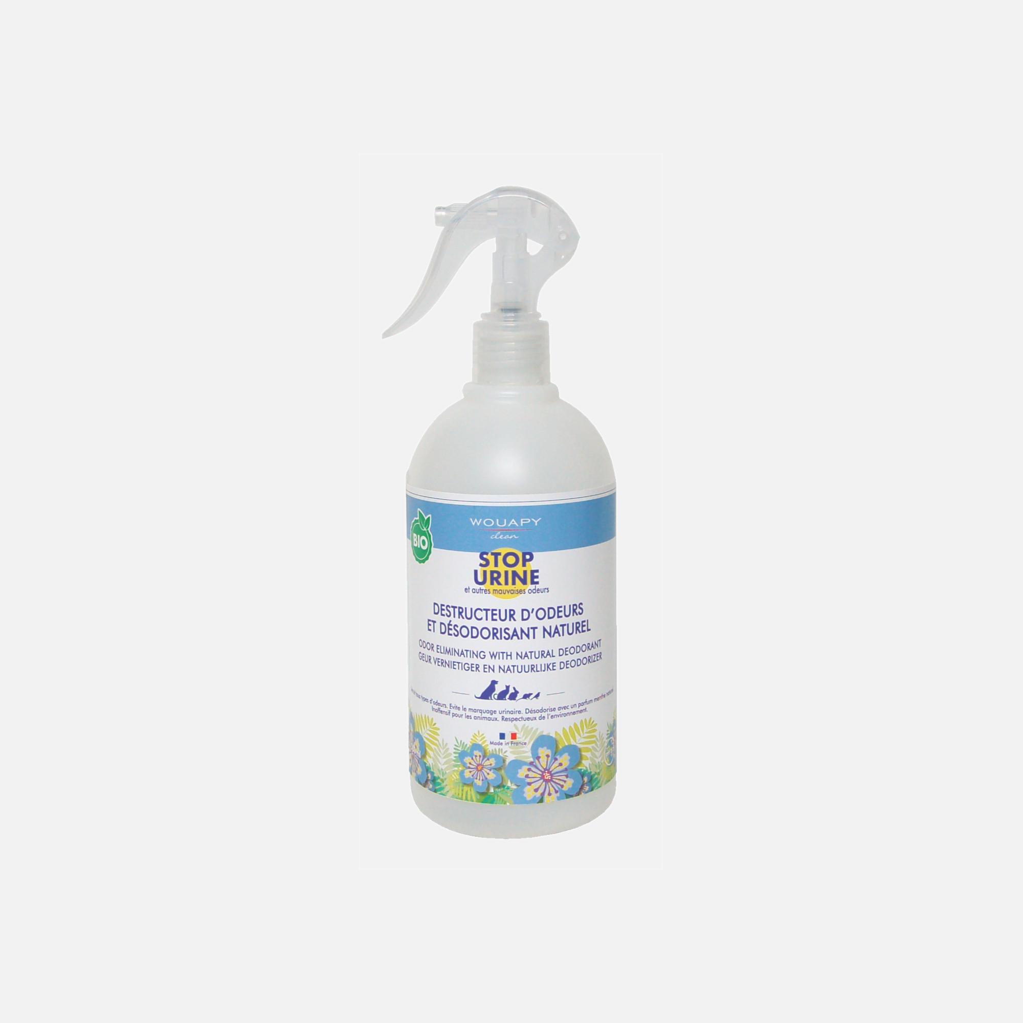 destructeur odeur et desodorisant 500ml
