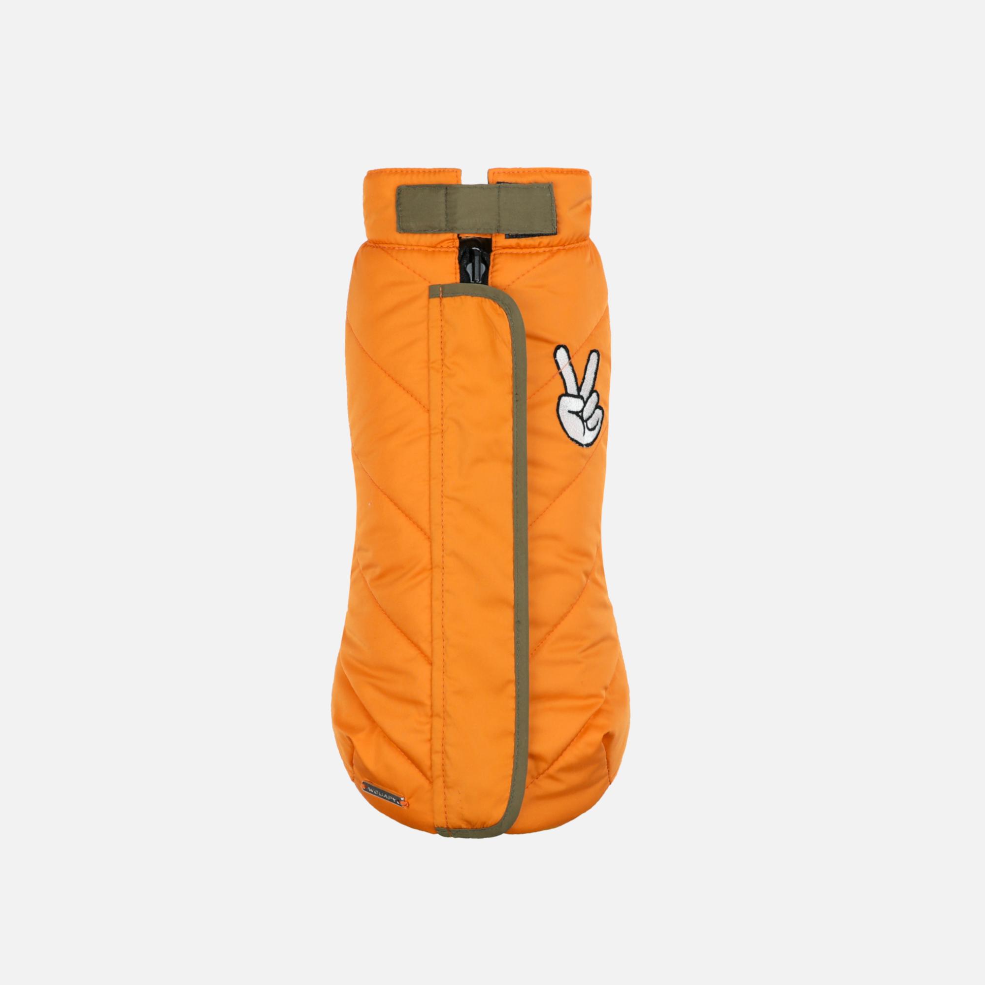 Manteau Vice Versa Orange
